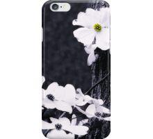 Wild Dogwood Blooms iPhone Case/Skin