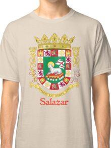 Salazar Shield of Puerto Rico Classic T-Shirt