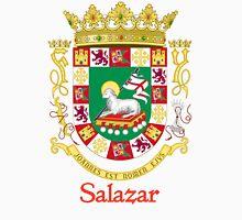 Salazar Shield of Puerto Rico Unisex T-Shirt