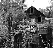 No Trespassing by ChaosGate
