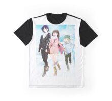 Noragami Winter Design   Graphic T-Shirt