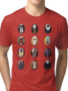 A Timey-Wimey Easter I Tri-blend T-Shirt