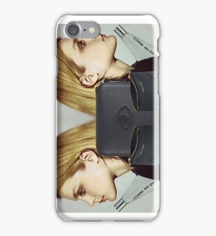 Comme des Stam iPhone Case/Skin