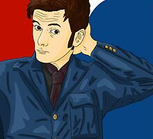 David Tennant by Emberfall0507