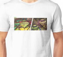 Teenage Mutant Ninja Turtles Watercolor  Unisex T-Shirt