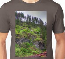 Spring meets winter in the Alps Unisex T-Shirt