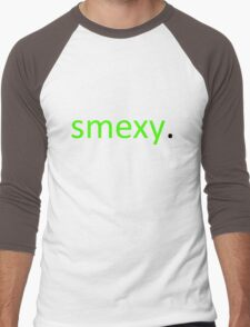 smexy. Men's Baseball ¾ T-Shirt