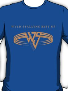 Be Excellent To Each Other - Wyld Stallyns Best Of T-Shirt