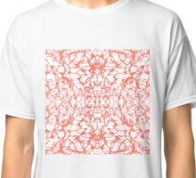 Tie dye red Classic T-Shirt