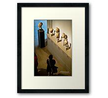 Watchers... Framed Print