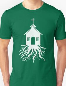 Small Church Roots Unisex T-Shirt