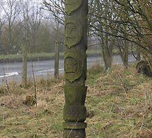 the scottish totem pole by joak