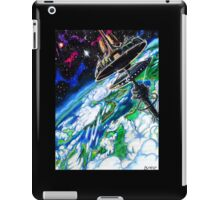 Space Station - Forma XIV iPad Case/Skin