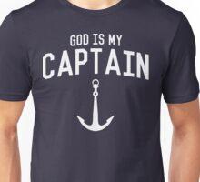 God Is My Captain Unisex T-Shirt