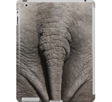 Funny Elephant Butt and Tail iPad Case/Skin