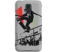 Skateboard Grind Samsung Galaxy Case/Skin