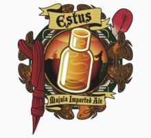 Estus Majula Imported Ale (Dark Souls 2) Kids Clothes