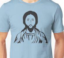 Jesus Christ Bust Unisex T-Shirt