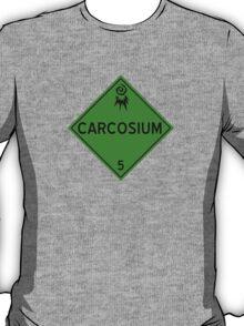 True Detective - Carcosium Green T-Shirt