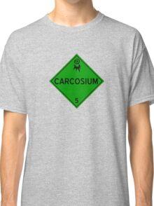 True Detective - Carcosium Green Classic T-Shirt