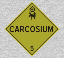 True Detective - Carcosium Yellow T-Shirt