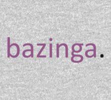 bazinga. by Halldo