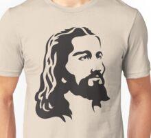 Jesus Christ Profile Unisex T-Shirt