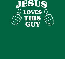 Jesus Loves This Guy Unisex T-Shirt