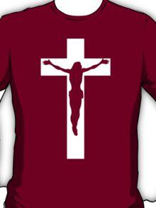 Jesus On Cross T-Shirt