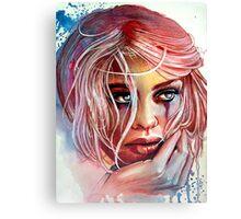 Cotton Candy (VIDEO IN DESCRIPTION!!!) Canvas Print