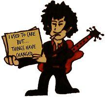 Bob Dylan  by thehippievegan