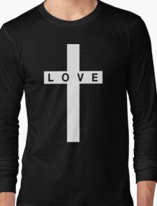 Love Cross Long Sleeve T-Shirt