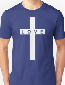 Love Cross Unisex T-Shirt