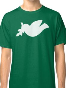 Olive Branch Dove Classic T-Shirt