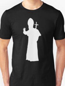 Pope Silhouette  Unisex T-Shirt