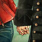 Need a Hand, Love? by Sarah  Mac