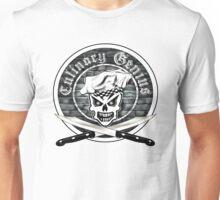 Skull Chef: Culinary Genius 2 Unisex T-Shirt
