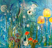 The Galaxy Sea by Lisa Hayward