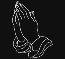 Praying Hands by christianity