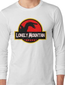 Lonely Mountain Long Sleeve T-Shirt