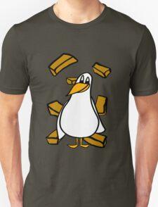Happy Seagull Unisex T-Shirt