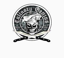 Skull Chef: Culinary Genius 4 Unisex T-Shirt