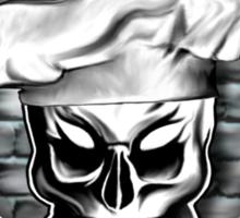 Skull Chef: Culinary Genius 4 Sticker