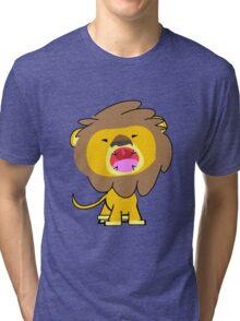 Little Lion Tri-blend T-Shirt