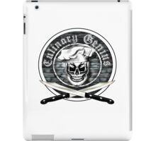Skull Chef: Culinary Genius 5 iPad Case/Skin