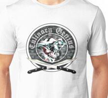 Skull Chef: Culinary Genius 6 Unisex T-Shirt