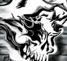 Skull Chef: Culinary Genius 7 Sticker