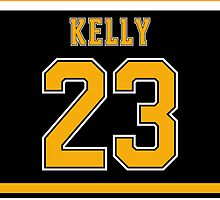 Boston Bruins Chris Kelly Jersey Back Phone Case by RussJericho23