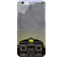 Magic house iPhone Case/Skin