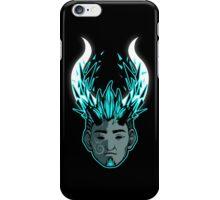 Taurus man iPhone Case/Skin